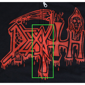 moška majica Death - Duhovno zdravljenje - RAZAMATAZ - ZH121 - POŠKODOVANO, RAZAMATAZ, Death