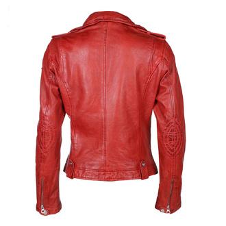 Ženska jakna (metal jakna) GGFamos LAMAXV - red, NNM