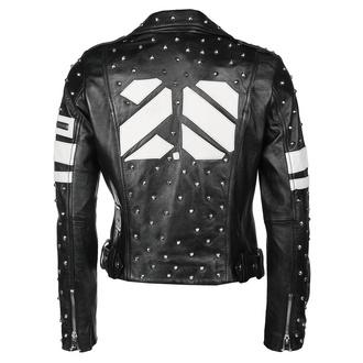 Ženska jakna (metal jakna) G2GDevil SF LAROXV - black, NNM