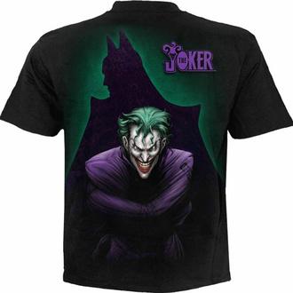 Moška majica SPIRAL - Batman - JOKER FREAK - Črna, SPIRAL, Batman