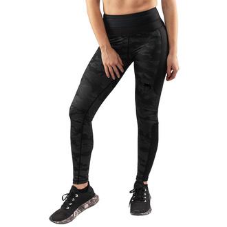 Ženske hlače (legice) VENUM - Defender - Črna / Črna, VENUM
