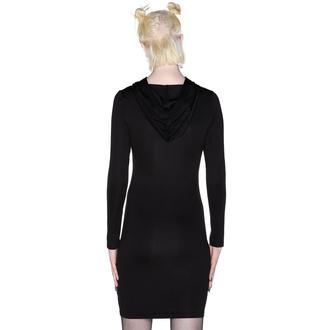 Ženska obleka KILLSTAR - Lethia Midi, KILLSTAR
