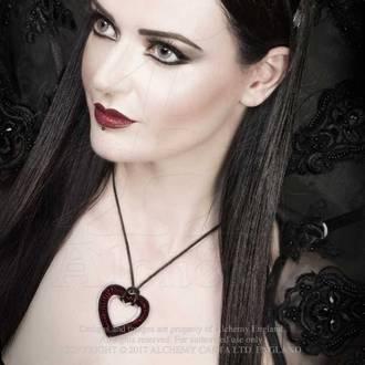 Ogrlica ALCHEMY GOTHIC - Love Over Death, ALCHEMY GOTHIC
