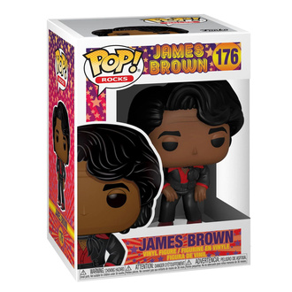 Figura James Brown - POP!, POP