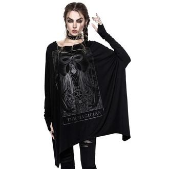 Ženska majica z dolgimi rokavi (tunika) KILLSTAR - Magician, KILLSTAR
