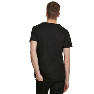 Moška majica Gorillaz - 4 Faces - črna, NNM, Gorillaz