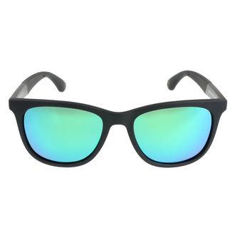 Sončna očala MEATFLY - CLUTCH D 4/17/55 - ČRNA, MEATFLY