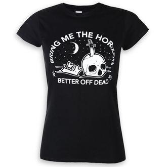 Ženska metal majica Bring Me The Horizon - Happy Song - ROCK OFF, ROCK OFF, Bring Me The Horizon