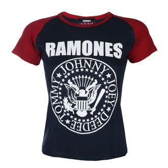 Ženska majica Ramones - Presidential Seal - ROCK OFF, ROCK OFF, Ramones