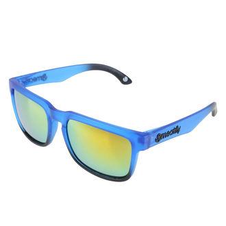 Sončna očala MEATFLY - MEMPHIS - E - 4/17/55 - Modra Matt, MEATFLY