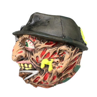 Žoga Nightmare on Elm street  - Madballs Stress - Freddy Krueger