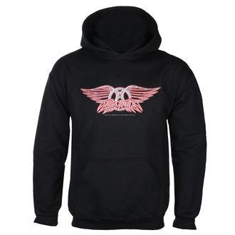 Moški pulover s kapuco Aerosmith - Logo - LOW FREQUENCY, LOW FREQUENCY, Aerosmith