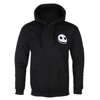 Moška jopica Nightmare Before Christmas - Skull Pocket - Črna, BIL, Nightmare Before Christmas