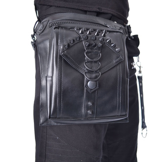 Torba (torbica) VIXXSIN - MORTAL - ČRNA, VIXXSIN