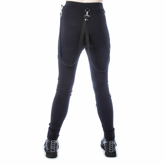 Ženske hlače (legice) CHEMICAL BLACK - MORWENNA - ČRNA, CHEMICAL BLACK