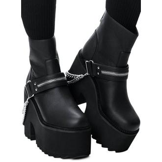 Klin ženski škornji - KILLSTAR - KSRA001493