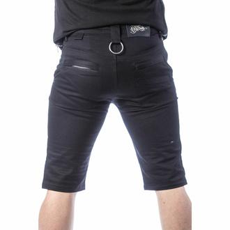 Moške kratke hlače VIXXSIN - MYKEL - ČRNA, VIXXSIN
