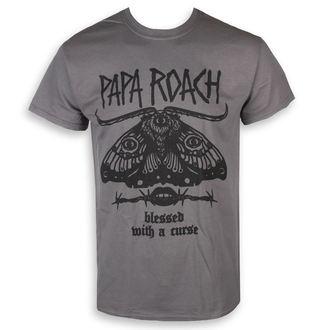 Moška majica Papa Roach - Blessed Curse - KINGS ROAD, KINGS ROAD, Papa Roach