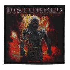 Našitek DISTURBED - INDESTRUCTIBLE - RAZAMATAZ, RAZAMATAZ, Disturbed