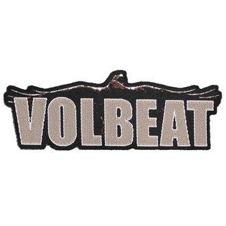 Našitek VOLBEAT - RAVEN LOGO CUT OUT - RAZAMATAZ, RAZAMATAZ, Volbeat
