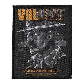 Našitek VOLBEAT - OUTLAW GENTLEMEN - RAZAMATAZ, RAZAMATAZ, Volbeat