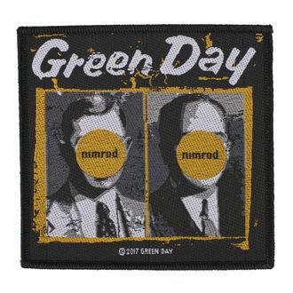 Našitek Green Day - Nimrod - RAZAMATAZ, RAZAMATAZ, Green Day