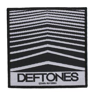 Našitek Deftones - Abstract Lines - RAZAMATAZ, RAZAMATAZ, Deftones