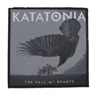 Našitek Katatonia - Fall Of Hearts - RAZAMATAZ, RAZAMATAZ, Katatonia