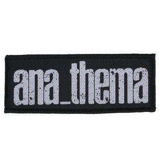 Našitek Anathema - Logo - RAZAMATAZ, RAZAMATAZ, Anathema