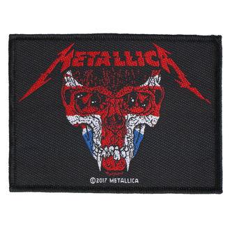 Našitek Metallica - UK - RAZAMATAZ, RAZAMATAZ, Metallica
