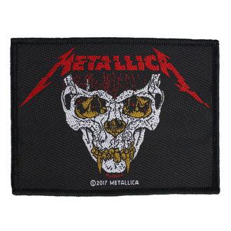 Našitek Metallica - Koh - RAZAMATAZ, RAZAMATAZ, Metallica