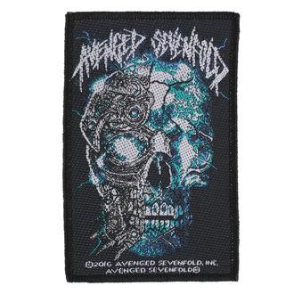 Našitek Avenged Sevenfold - Biomechanlcal - RAZAMATAZ, RAZAMATAZ, Avenged Sevenfold