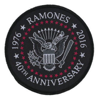 obliž RAMONES - 40TH ANNIVERSARY - RAZAMATAZ, RAZAMATAZ, Ramones