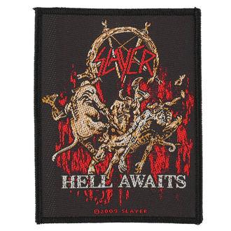 obliž SLAYER - HELL AWAITS - RAZAMATAZ, RAZAMATAZ, Slayer