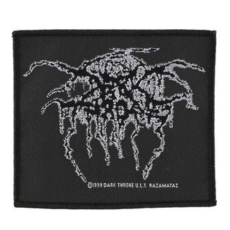 obliž DARKTHRONE - LUREX LOGO - RAZAMATAZ, RAZAMATAZ, Darkthrone