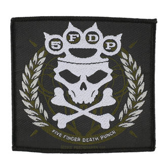 obliž FIVE FINGER DEATH PUNCH - KNUCKLES GROWN - RAZAMATAZ, RAZAMATAZ, Five Finger Death Punch