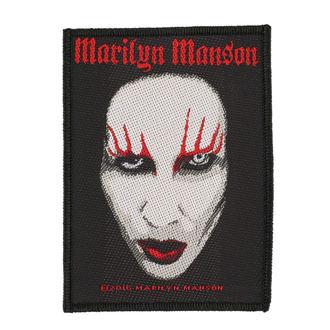 obliž MARILYN MANSON - FACE - RAZAMATAZ, RAZAMATAZ, Marilyn Manson