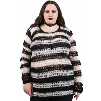 Ženski pulover KILLSTAR - Never Trust The Living - Faux-Mohair, KILLSTAR