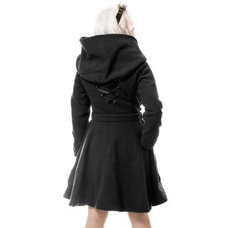 Plašč ženske VIXXSIN - NEW MOON - BLACK, VIXXSIN