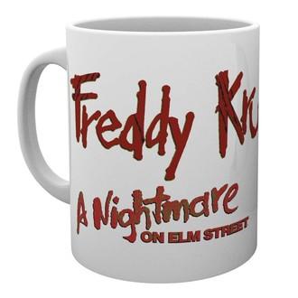 Šalica A Nightmare on Elm Street - Freddy Krueger - GB posters, GB posters, Mora v ulici brestov