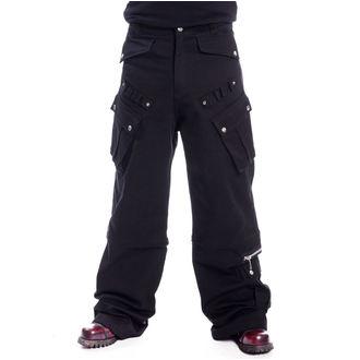 Moške hlače CHEMICAL BLACK - NIXON - ČRNA, CHEMICAL BLACK
