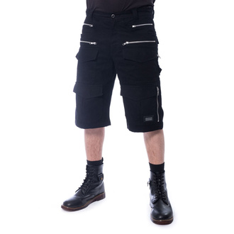 Moške kratke hlače Vixxsin - NOBU - ČRNA, VIXXSIN