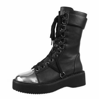 Ženski škornji KILLSTAR - New Boots - Črna, KILLSTAR