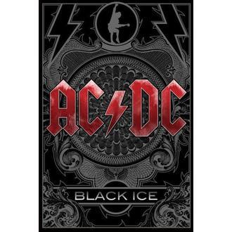 plakat AC / DC (Črno Led) - PP31634, PYRAMID POSTERS, AC-DC