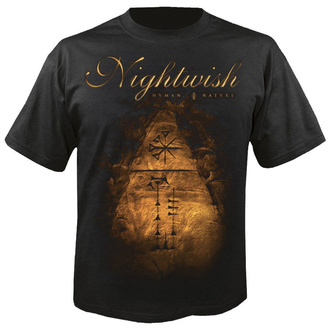 Moška metal majica Nightwish - Human :II: Nature - NUCLEAR BLAST, NUCLEAR BLAST, Nightwish