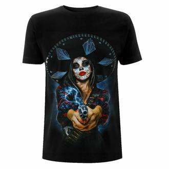 Moška majica Offspring - Bad Times - Črna, NNM, Offspring