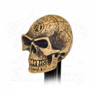 Ročaj prestavne ročice ALCHEMY GOTHIC - Omega Skull, ALCHEMY GOTHIC