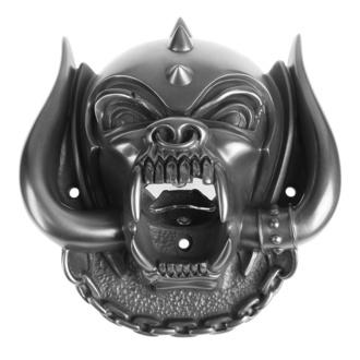 Odpirač za steklenice (stenski) Motörhead - Snaggletooth (Gun Metal Finish) - BEER BUDDIES, BEER BUDDIES, Motörhead