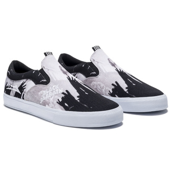 čevlji Lakai x Black Sabbath - Master of Reality - Owen WOLF - black white canvas, Lakai x Black Sabbath, Black Sabbath