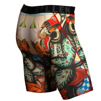 Moške boxer kratke hlače SULLEN - NUMBER 2, SULLEN